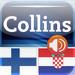 Audio Collins Mini Gem Finnish-Croatian & Croatian-Finnish Dictionary