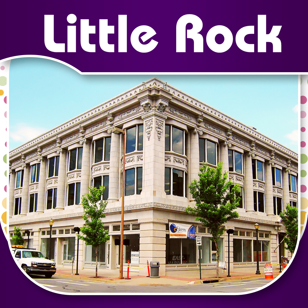 Little Rock Offline Travel Guide